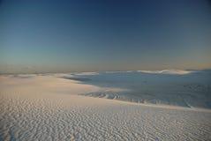 Desert Shapes Stock Image