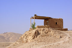 Desert Shelter Royalty Free Stock Image