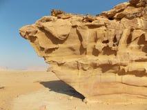 Desert ship, Wadi Rum, Jordan stock images
