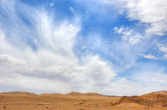 Desert Sky Royalty Free Stock Image