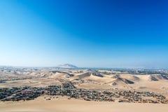 Desert Slums Royalty Free Stock Image