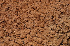 Desert soil Royalty Free Stock Photos