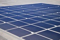 Desert Solar Stock Photography