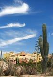 Desert Springs Golf Course Stock Photography