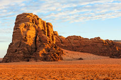 Desert Sunrise Royalty Free Stock Photo