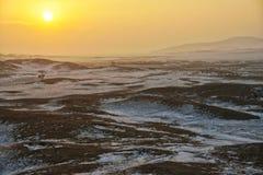 Desert Sunrise Royalty Free Stock Photos
