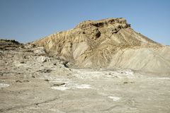 Desert Tabernas. landscape Royalty Free Stock Image