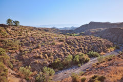 Desert Tavernas in Almeria. Andalusia Royalty Free Stock Photography
