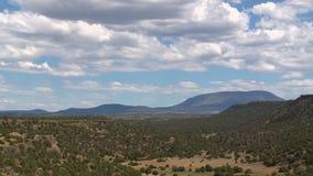 Desert Terrain Landscape Time Lapse stock footage