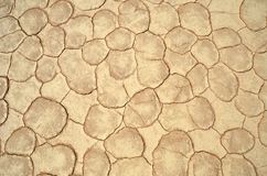 Desert texture Stock Photos