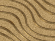 Desert texture. This is desert texture. Sand looks like from gold Royalty Free Stock Photo