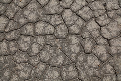 Desert texture. Texture of dried earth, photographed during the day in the desert Royalty Free Stock Photo