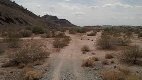 Desert Trail Royalty Free Stock Image