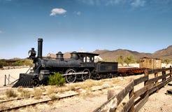 Desert Train Stock Image