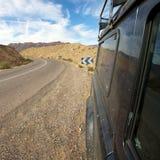 Desert travelling Royalty Free Stock Photos