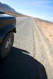 Desert travelling Stock Image