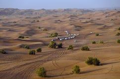 Desert trip Royalty Free Stock Image