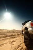 Desert truck Stock Images