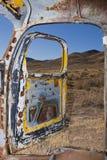 Desert Truck Interior stock photography