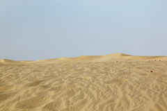 Desert - tunisia Royalty Free Stock Photography