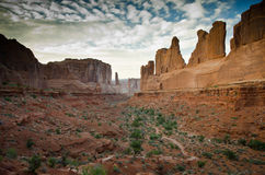 Desert of Utah Stock Images