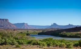 Desert in Utah Royalty Free Stock Photo