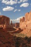 Desert Valley Royalty Free Stock Photos
