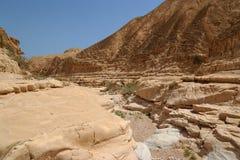 Desert valley Stock Image