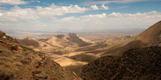 Desert View Stock Image