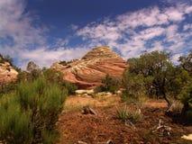 Desert view. Monument Valley - US stock image