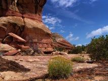 Desert view. Monument Valley - US stock photos