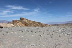 Desert in Death Valley, USA stock photos