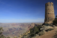Desert View Watchtower Stock Photography