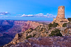 Desert View Watchtower Stock Photography
