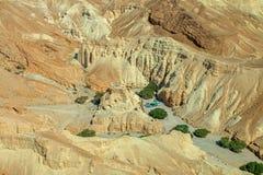 Desert views Stock Photography