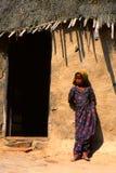 Desert village life, Jaisalmer, India Stock Photography