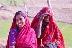 Desert village life, Jaisalmer, India Royalty Free Stock Images