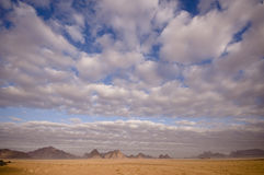 Desert Vista Royalty Free Stock Image