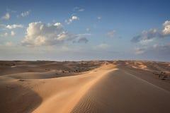 Desert Wahiba Oman Stock Image