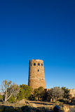 Desert Watchtower at Dawn Royalty Free Stock Image