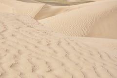 Desert waves Royalty Free Stock Image