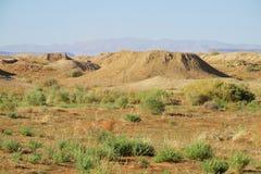 Desert well Stock Image