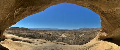 Anza Borrego Desert State Park Royalty Free Stock Images