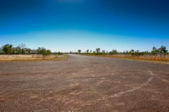 Deserted Airfield Royalty Free Stock Image