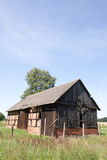 Deserted barn Royalty Free Stock Photos