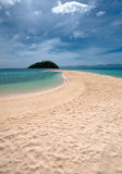 Deserted beach,romblon,philippines Stock Image