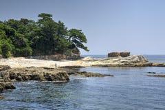 Sakushima island, Japan Royalty Free Stock Image