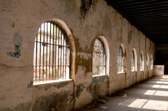 Deserted building Royalty Free Stock Images