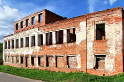Deserted building Royalty Free Stock Photos