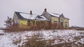 A deserted Homestead Royalty Free Stock Photos